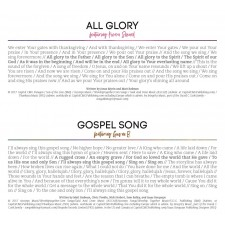 [이벤트30%]Matt Redman - Glory Song (CD)