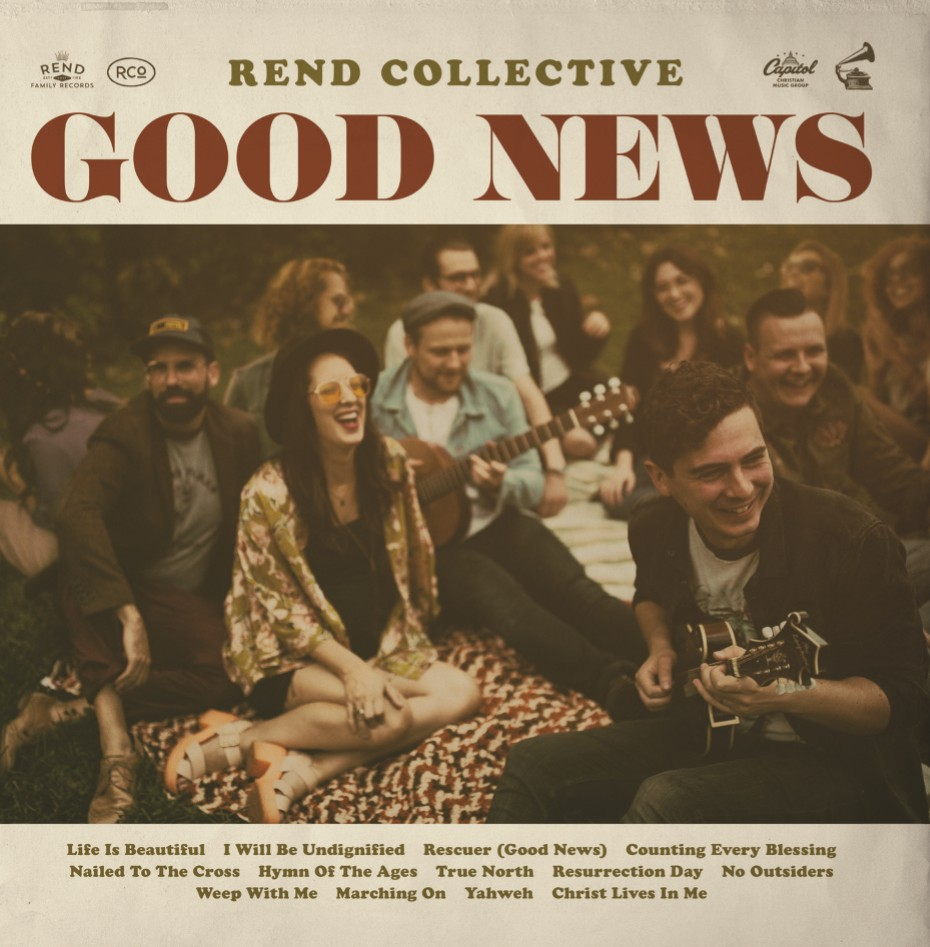 Rend Collective - Good News (CD)